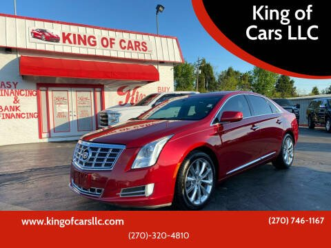 2013 Cadillac XTS for sale at King of Cars LLC in Bowling Green KY