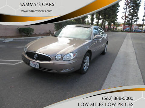 """2006 Buick LaCrosse for sale at SAMMY""""S CARS in Bellflower CA"""