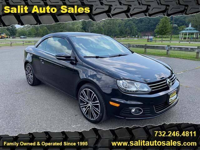 2014 Volkswagen Eos for sale in Edison, NJ