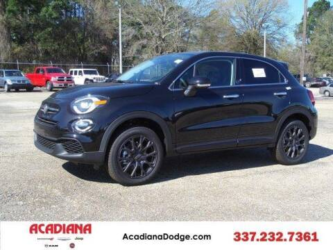 2019 FIAT 500X for sale at ACADIANA DODGE CHRYSLER JEEP in Lafayette LA
