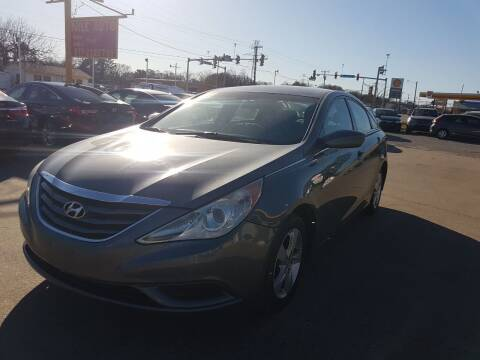 2011 Hyundai Sonata for sale at Nile Auto in Fort Worth TX