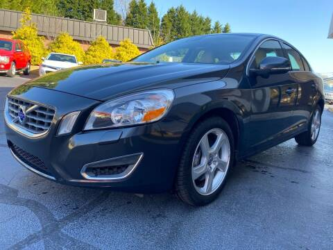 2013 Volvo S60 for sale at Viewmont Auto Sales in Hickory NC