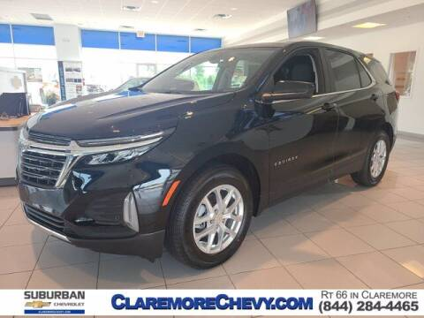 2022 Chevrolet Equinox for sale at Suburban Chevrolet in Claremore OK
