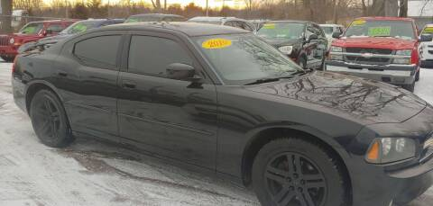 2010 Dodge Charger for sale at Superior Motors in Mount Morris MI