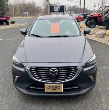 2016 Mazda CX-3 for sale at GT Toyz Motor Sports & Marine in Halfmoon NY