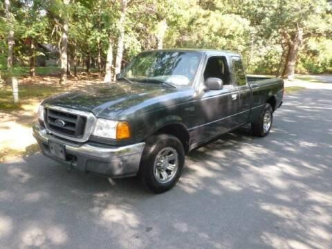 2004 Ford Ranger for sale at HUDSON AUTO MART LLC in Hudson WI