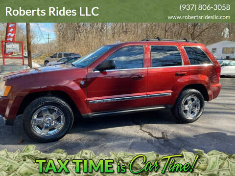 2007 Jeep Grand Cherokee for sale at Roberts Rides LLC in Franklin OH