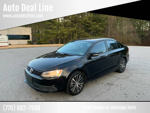 2011 Volkswagen Jetta for sale at Auto Deal Line in Alpharetta GA
