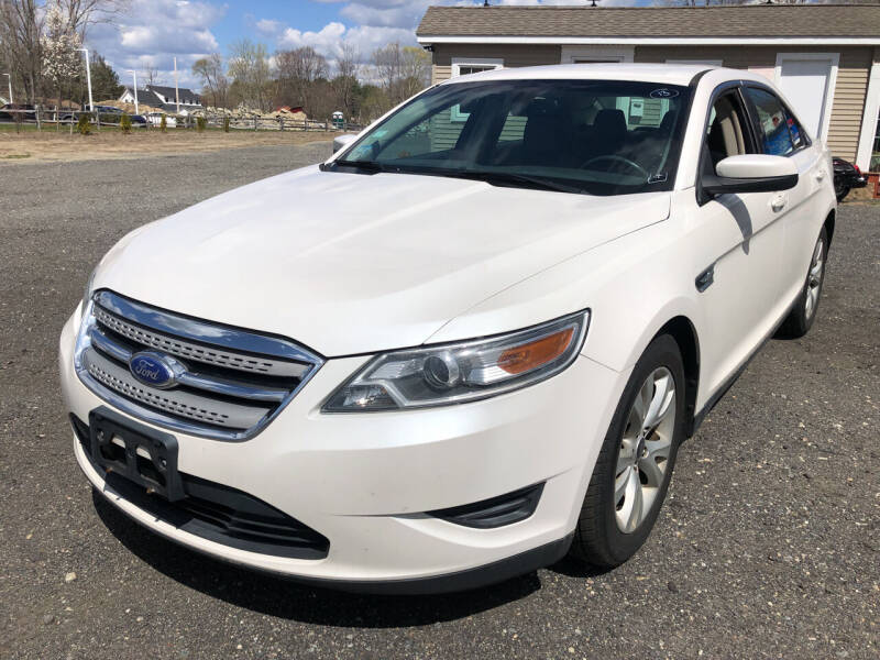 2012 Ford Taurus for sale at AUTO OUTLET in Taunton MA