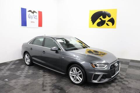 2020 Audi A4 for sale at Carousel Auto Group in Iowa City IA