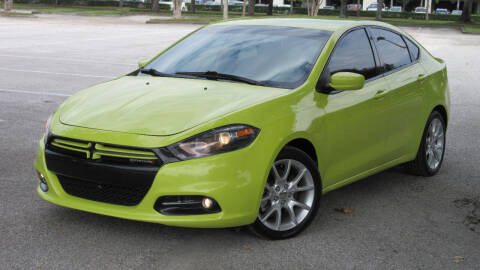 2013 Dodge Dart for sale at Carpros Auto Sales in Largo FL