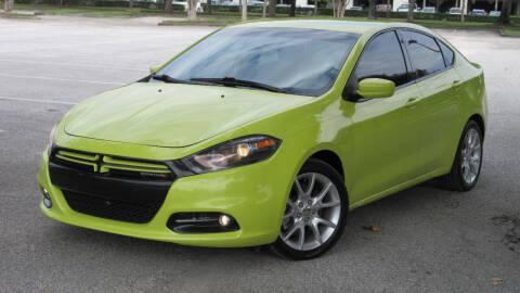 2013 Dodge Dart for sale at Carpros Auto Sales in Largo FL