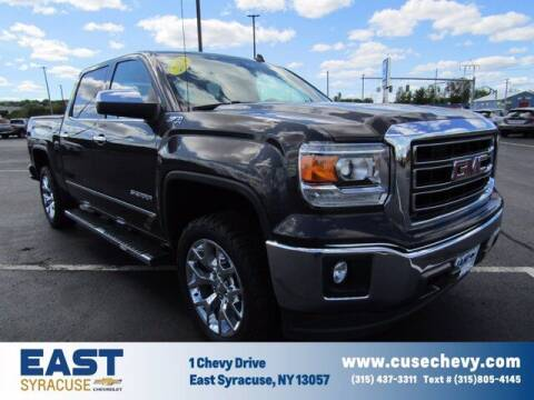 2014 GMC Sierra 1500 for sale at East Syracuse Performance Sales & Service in Syracuse NY