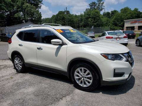 2017 Nissan Rogue for sale at Import Plus Auto Sales in Norcross GA