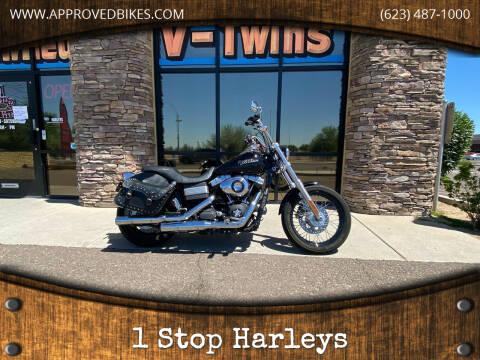 2010 Harley-Davidson StreetBob for sale at 1 Stop Harleys in Peoria AZ
