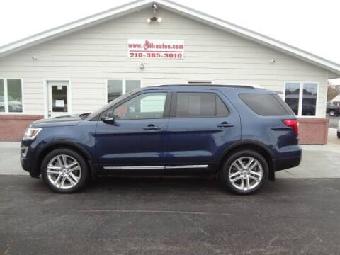 2017 Ford Explorer for sale at GIBB'S 10 SALES LLC in New York Mills MN