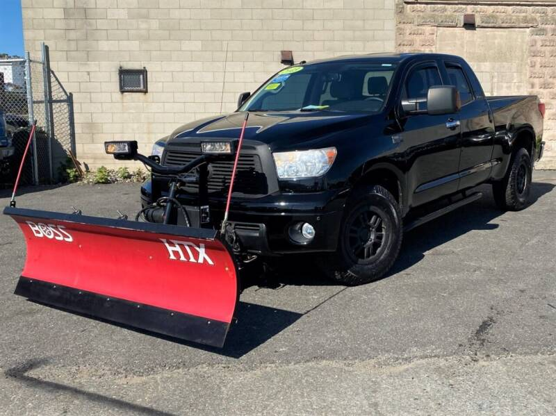 2013 Toyota Tundra for sale at Somerville Motors in Somerville MA