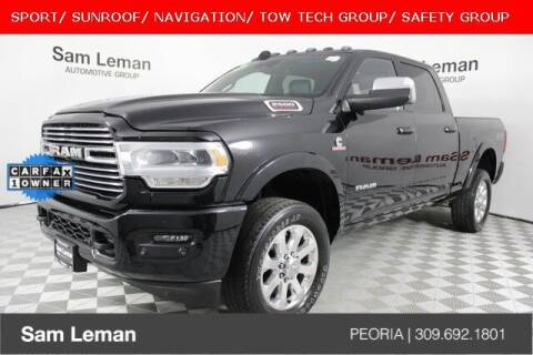 2020 RAM Ram Pickup 2500 for sale at Sam Leman Chrysler Jeep Dodge of Peoria in Peoria IL