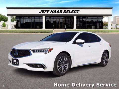 2018 Acura TLX for sale at JEFF HAAS MAZDA in Houston TX