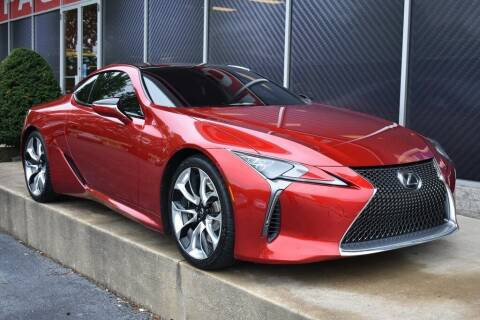 2018 Lexus LC 500 for sale at Alfa Romeo & Fiat of Strongsville in Strongsville OH