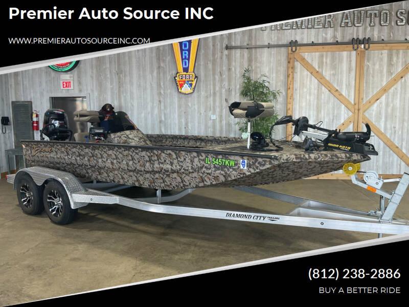 2018 Excel 1860Svc for sale at Premier Auto Source INC in Terre Haute IN
