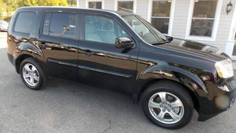 2015 Honda Pilot for sale at Bachettis Auto Sales in Sheffield MA
