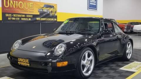 1996 Porsche 911 for sale at UNIQUE SPECIALTY & CLASSICS in Mankato MN