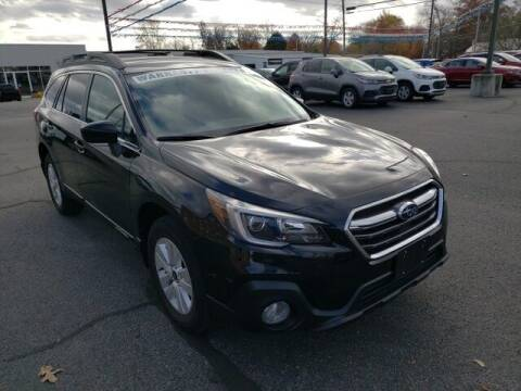 2019 Subaru Outback for sale at LeMond's Chevrolet Chrysler in Fairfield IL