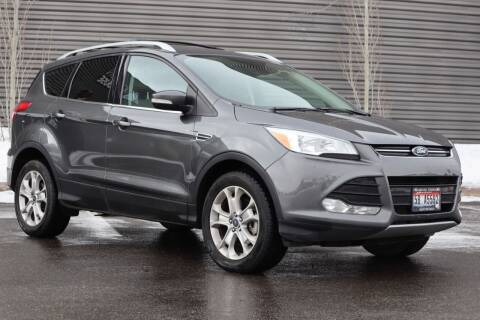 2016 Ford Escape for sale at Sun Valley Auto Sales in Hailey ID
