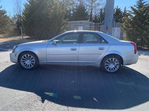 2005 Cadillac CTS for sale at MEEK MOTORS in North Chesterfield VA