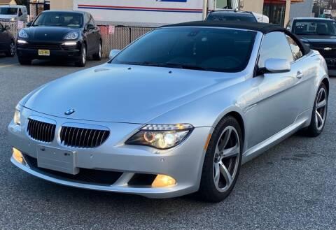 2008 BMW 6 Series for sale at MAGIC AUTO SALES - Magic Auto Prestige in South Hackensack NJ
