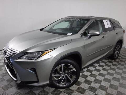 2018 Lexus RX 350L for sale at CU Carfinders in Norcross GA