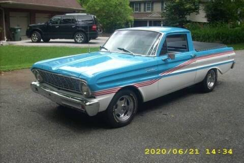 1964 Ford Ranchero for sale at Classic Car Deals in Cadillac MI