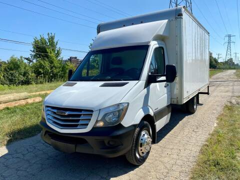2015 Freightliner Sprinter Cab Chassis for sale at Siglers Auto Center in Skokie IL