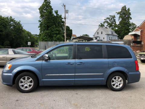 2012 Chrysler Town and Country for sale at Kneezle Auto Sales in Saint Louis MO