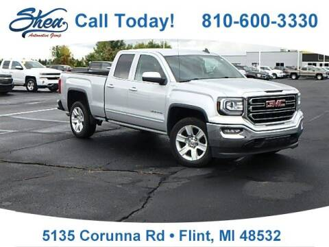2018 GMC Sierra 1500 for sale at Jamie Sells Cars 810 in Flint MI