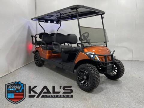 2018 Yamaha QuieTech EFI Gas 6 Seater DELU for sale at Kal's Motorsports - Golf Carts in Wadena MN