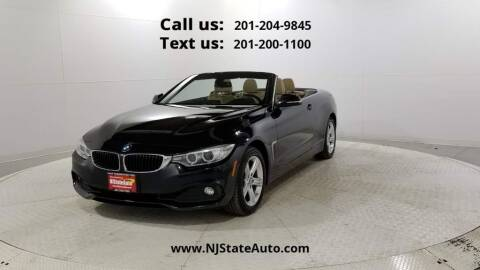 2015 BMW 4 Series for sale at NJ State Auto Used Cars in Jersey City NJ
