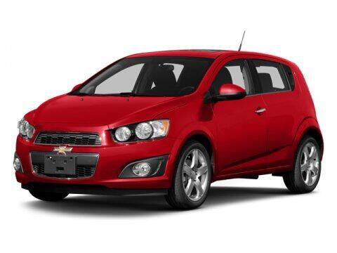 2014 Chevrolet Sonic for sale at Crown Automotive of Lawrence Kansas in Lawrence KS