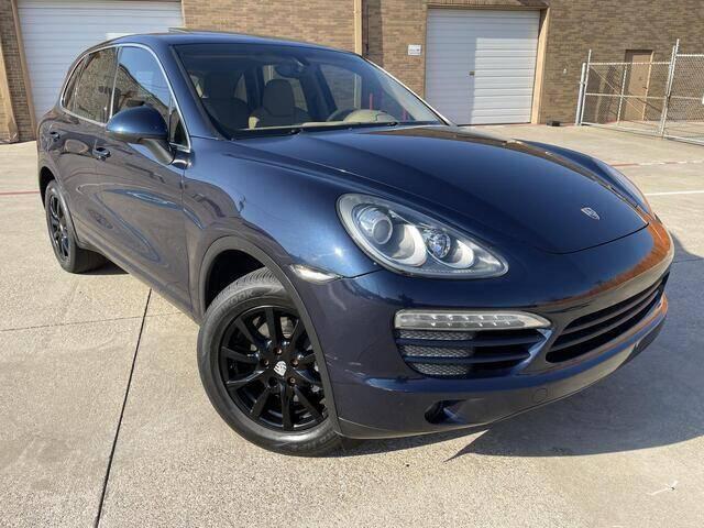 2011 Porsche Cayenne for sale in Dallas, TX