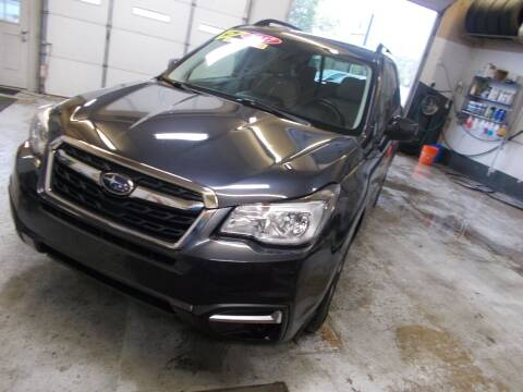 2017 Subaru Forester for sale at High Country Motors in Mountain Home AR
