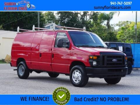 2012 Ford E-Series Cargo for sale at Sunny Florida Cars in Bradenton FL
