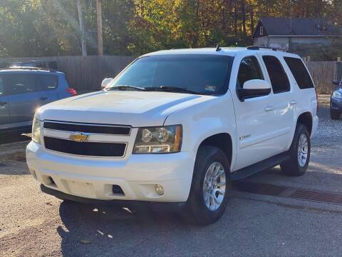 2007 Chevrolet Tahoe for sale at AMA Auto Sales LLC in Ringwood NJ