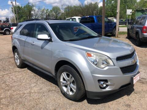 2011 Chevrolet Equinox for sale at Truck City Inc in Des Moines IA