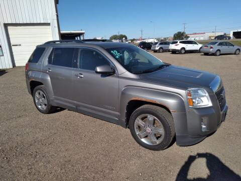 2012 GMC Terrain for sale at Ron Lowman Motors Minot in Minot ND