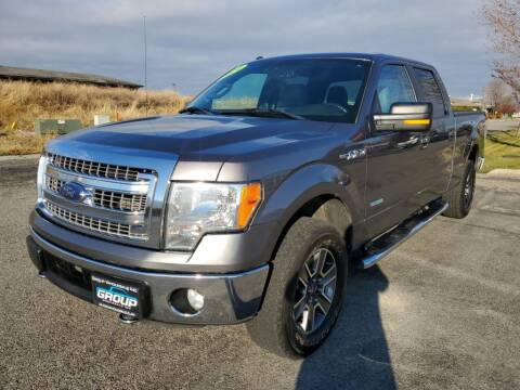 2014 Ford F-150 for sale at Group Wholesale, Inc in Post Falls ID