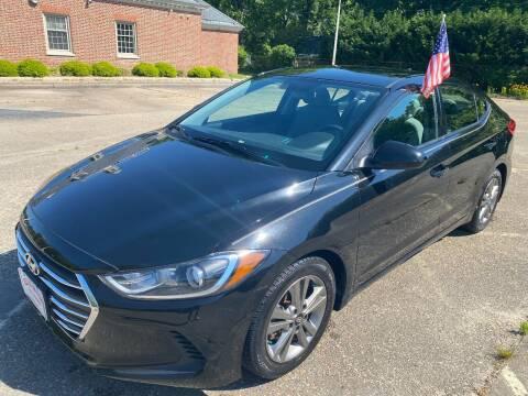 2017 Hyundai Elantra for sale at Hilton Motors Inc. in Newport News VA