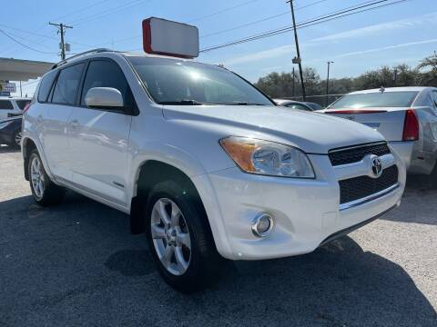 2011 Toyota RAV4 for sale at Always Approved Autos in Tampa FL