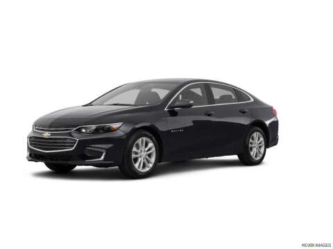 2016 Chevrolet Malibu for sale at EDMOND CHEVROLET BUICK GMC in Bradford PA