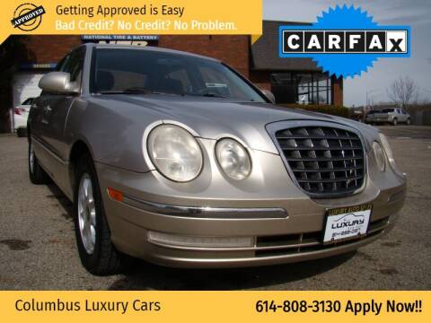 2004 Kia Amanti for sale at Columbus Luxury Cars in Columbus OH